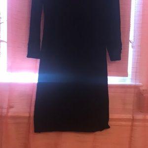 Ashley Stewart Dresses - Sequin black dress